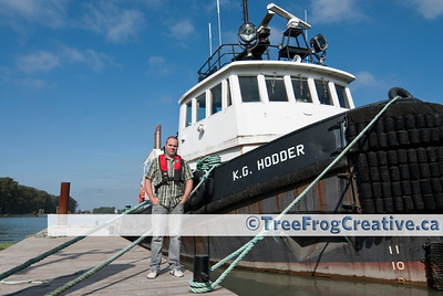 [249] Hodder Tug Boat
