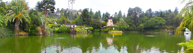 Lake Shrine Temple, Pacific Palisades, CA