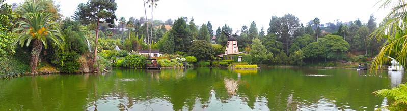 Lake Shrine Temple, Pacific Palisades, CA