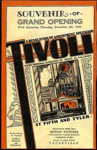 Grand Opening Of The Tivoli