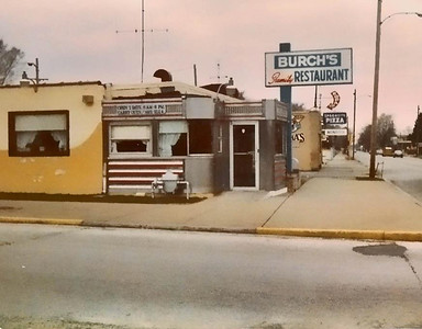 Burch's Restaurant Ridge Road Gary Indiana