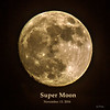 The super moon last appeared in 1948
