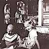 Diane and Dennis 1946