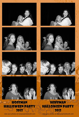 Hoffman Halloween Party 11-1-13