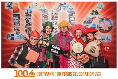 Hoffmann 100 Years Celebration | © www.SRSLYPhotobooth.sg