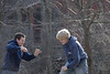 March 20. 2009<br /> Friends Gathering<br /> Happy Hollow Park<br /> West Lafayette, Indiana