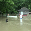 2003 <br /> Flood on the wildcat<br /> one-hundred year flood