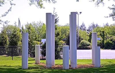Lost Splendor by Penny Kaplan on the Campus of Hofstra University