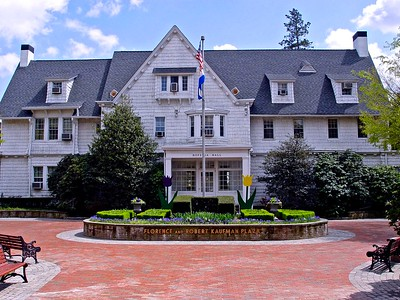 The Hofstra Mansion Now Hofstra Hall