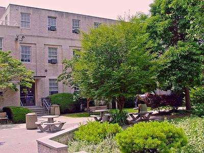 Roosevelt Hall at Hofstra University
