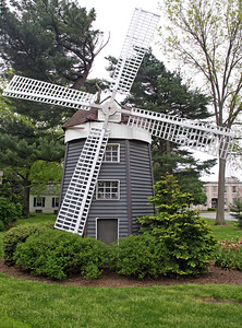 Dutch Windmill on the Campus of Hofstra University
