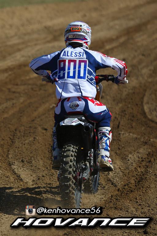 Hog Heaven MX 10-23-2014 Mike Alessi Ride Clinic