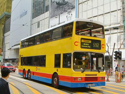 CTB 654 Causeway Bay Feb 04