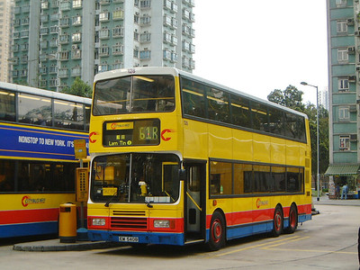 CTB 128 City One Sha Tin 2 Feb 04