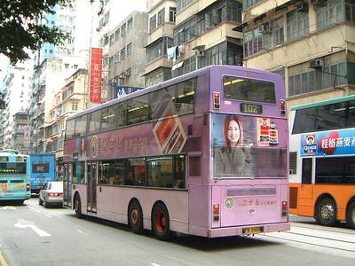 CTB 395 Shau Kei Wan Mar 04