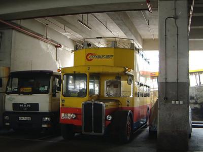 CTB 2 Chai Wan Depot 1 Feb 04