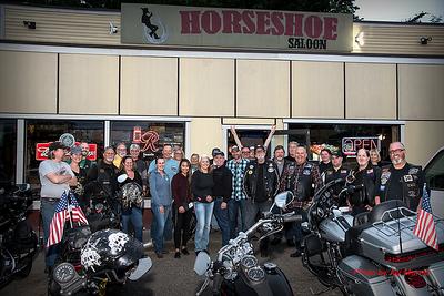 Hog Social - Horseshoe Saloon May 31, 2017