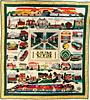 HWP2211 uvm bicentennial quilt