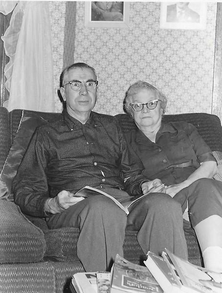 Wright Grandparents