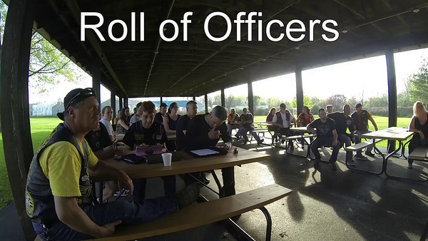 Roll of Officers
