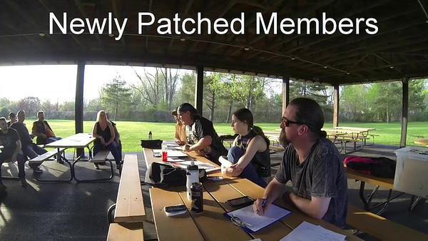 Newly Patched Members