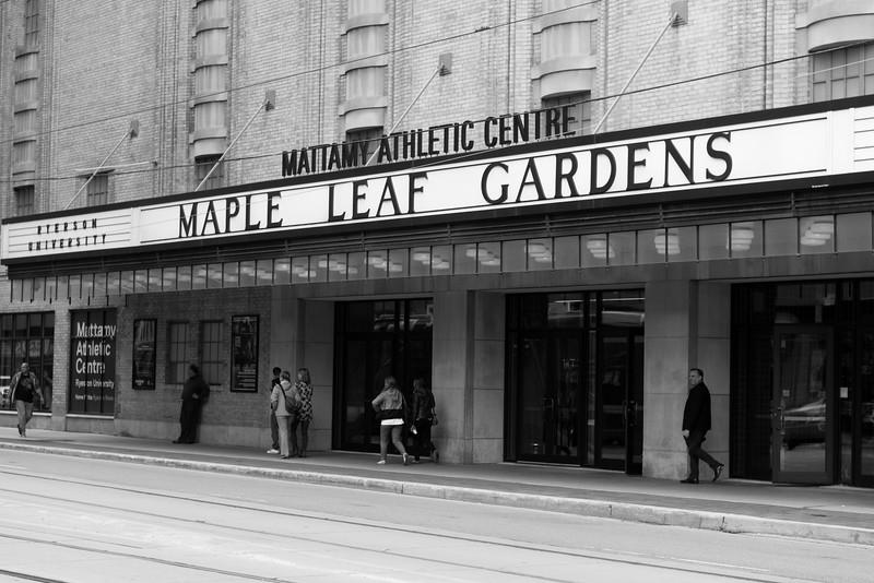 Maple Leaf Gardens, 2015