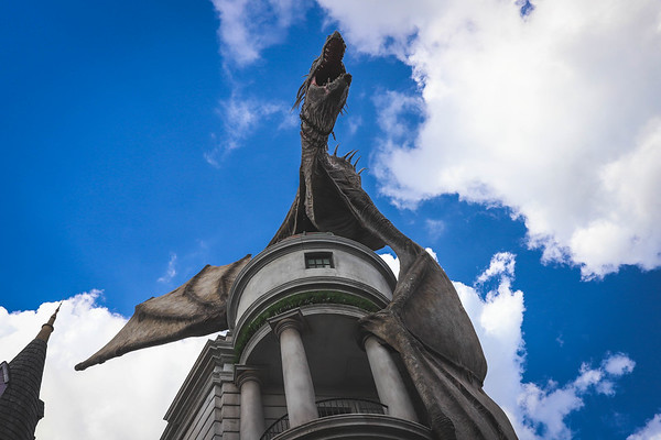 Hogwarts & Diagon Alley