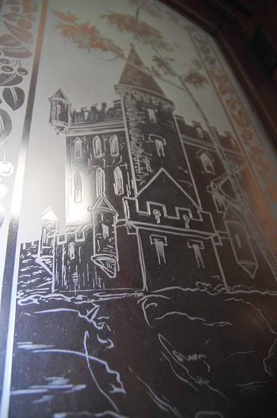 The door to Hogwarts - welcome!