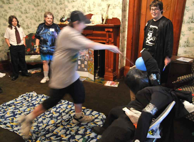 Defense Against the Dark Arts - defusing bullies.