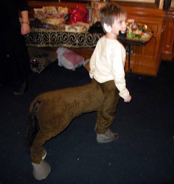 Elliott the Centaur, after his triumphant rout of Umbredge.