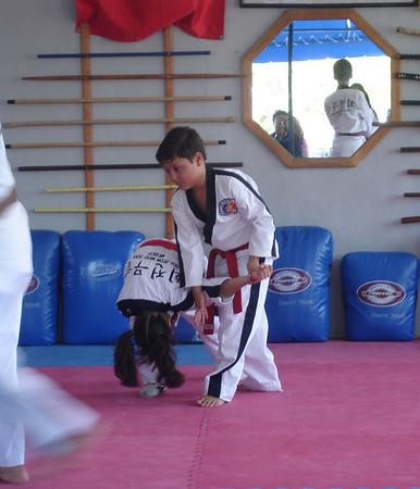examén roja avanzada Mau Sept. 2006