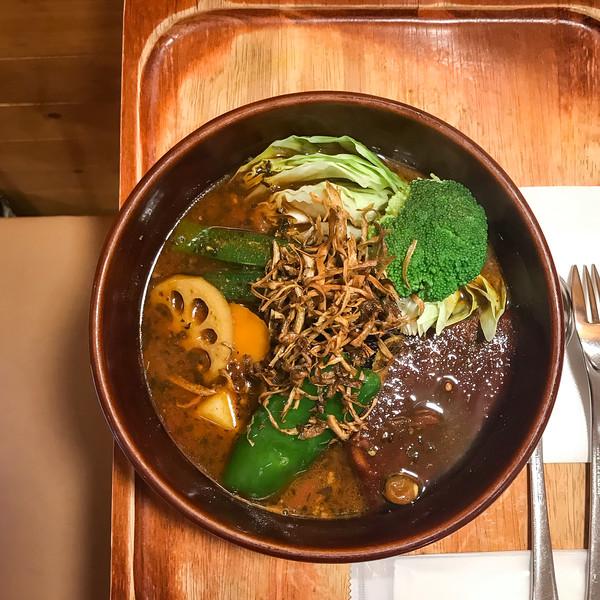 Sapporo: Picante Soup Curry