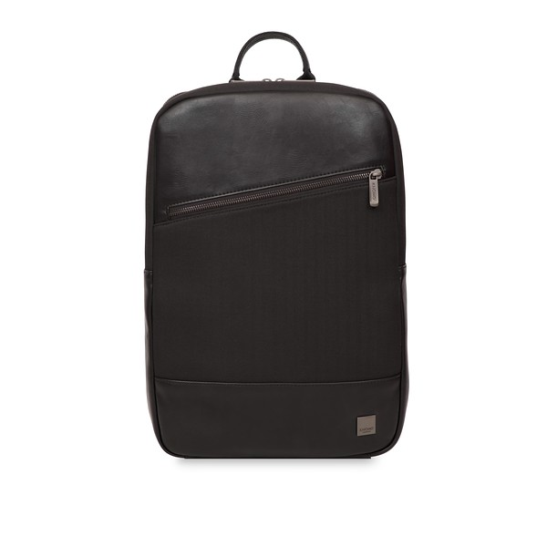 "Holborn Southampton Backpack 15.6"" 43-401 Black Front"