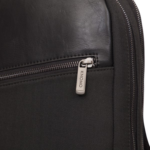 Holborn; Southampton; Backpack; 15.6''; 43-401-BLK; Detail 2