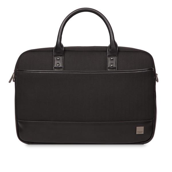 Holborn; Princeton; Briefcase; 15.6''; 43-201-BLK; Front