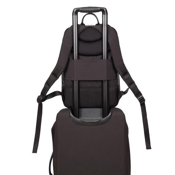 Holborn; Southampton; Backpack; 15.6''; 43-401-BLK; Back 2