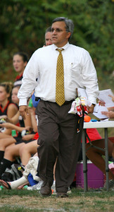 Coach Jester, or as the girls like to call him TJ!