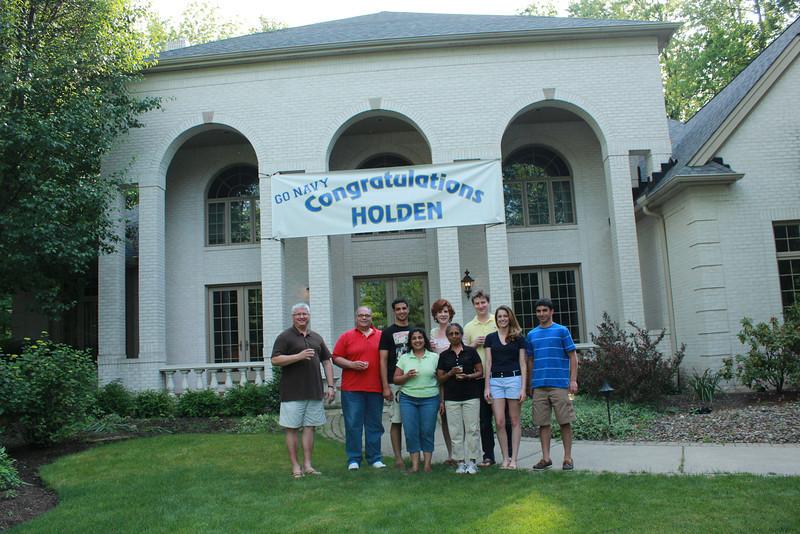 Holden's Graduation
