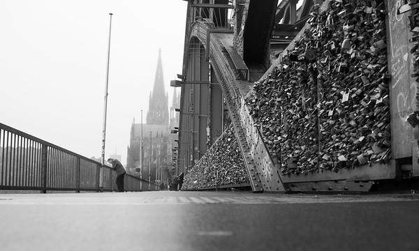 Love Locks Bridge