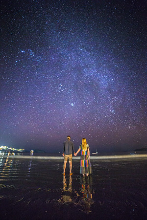 Seeing Stars in Costa Rica