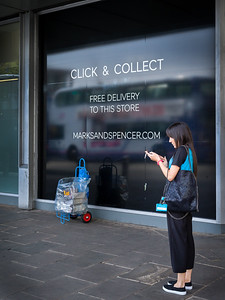 Clicking to Collect