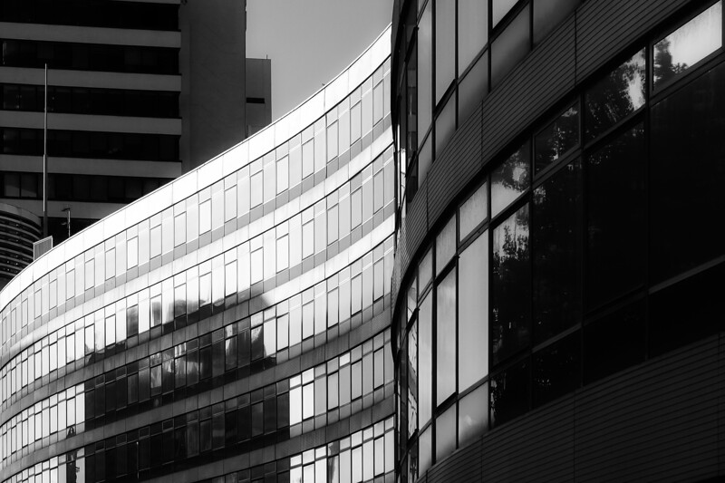 Reflected Shadows and Curves