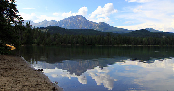 Jasper National Park, Pyramid Mountain