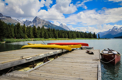Jasper National Park, Maligne Lake