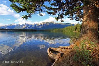 Jasper National Park, Lake Edith