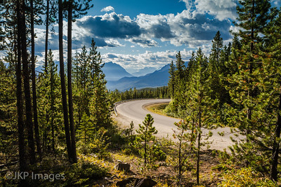 Jasper National Park, Marmot Basin Road
