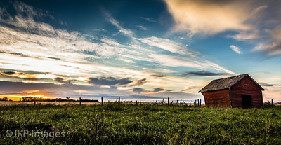 Countryside scenes, near Leduc AB