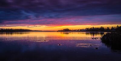 Leduc, AB, Telford Lake