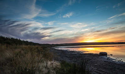 Saskatoon Island Lake, near Grande Prairie AB