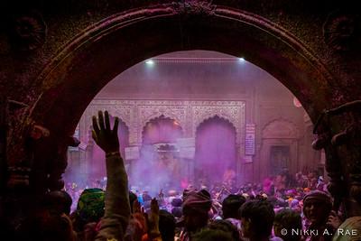 Vrindavan Holi 03 12 2017-2